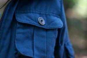 Left shoulder pocket