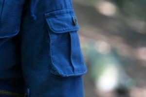 left arm pocket