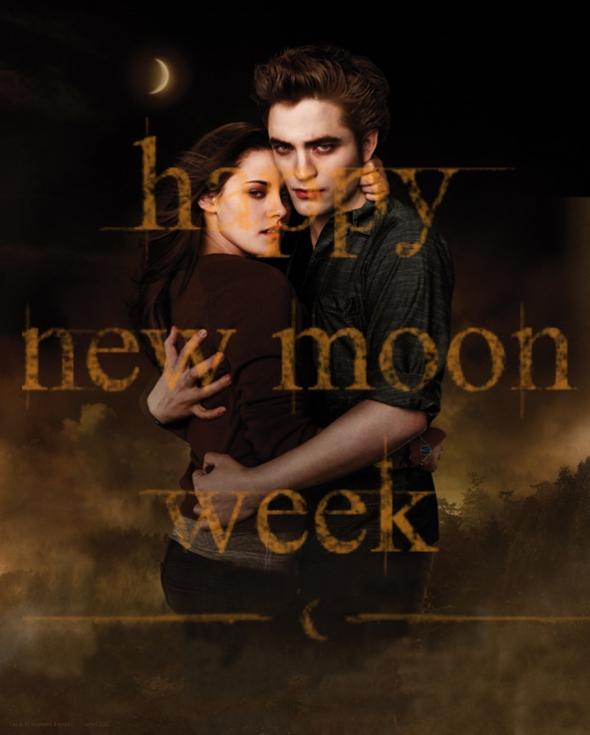 Happy new moon week