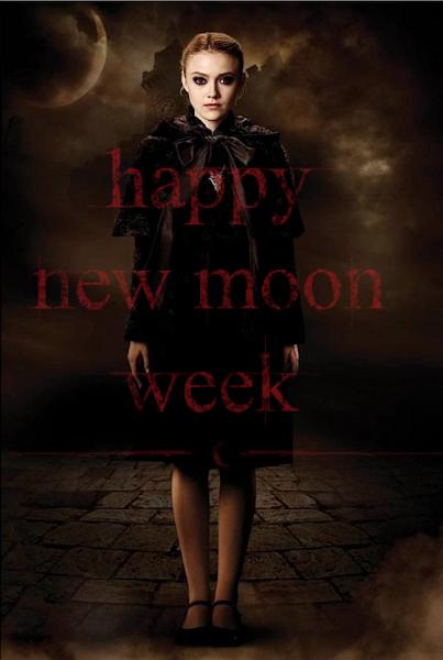 happy new moon week jane