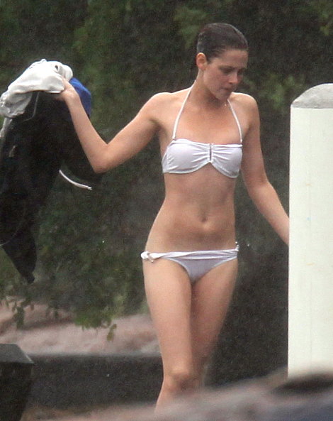 kristen stewart hot bikini. U Ring Bikini Set – i have