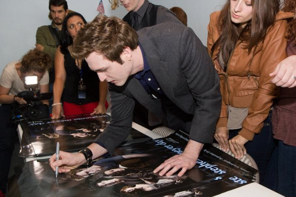 poster signing